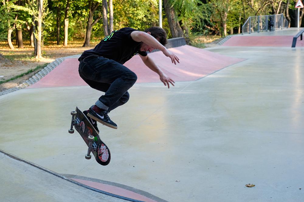 greutatea pierde skateboarding